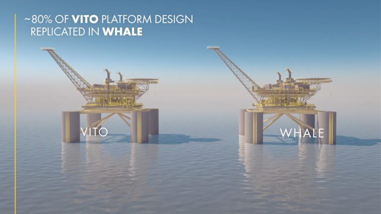 Shell Invests In GOM Whale Development