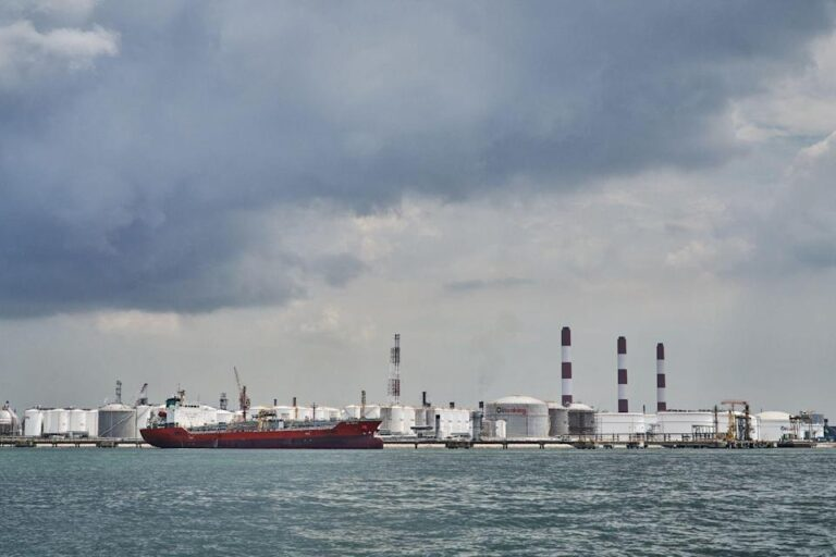 Crude From Venezuela, Iran Stacks Up Off Singapore
