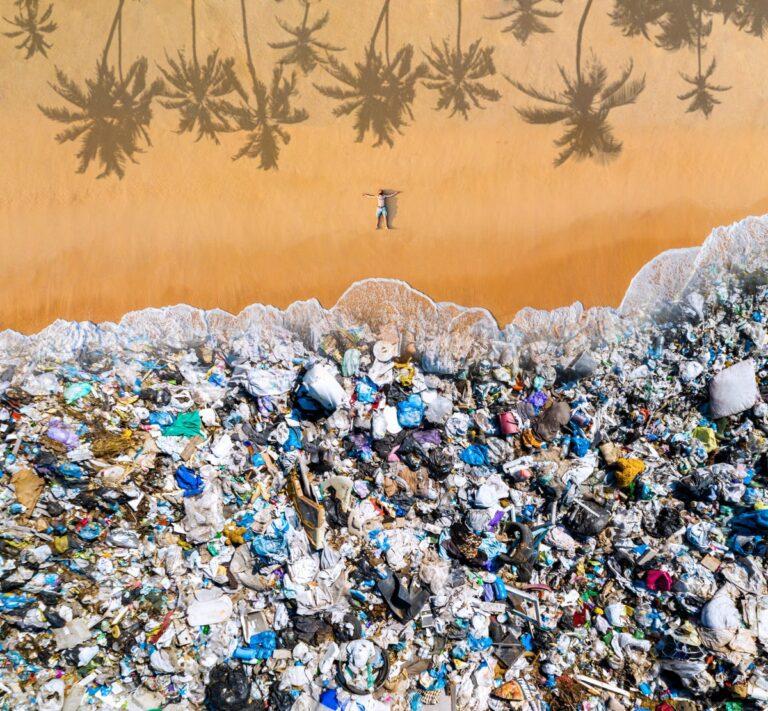 T&T's Plastic Waste Twice Int'l Average