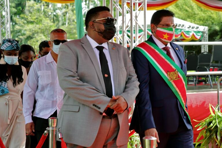 Guyana, Suriname Reveal Joint Gas Development Strategy