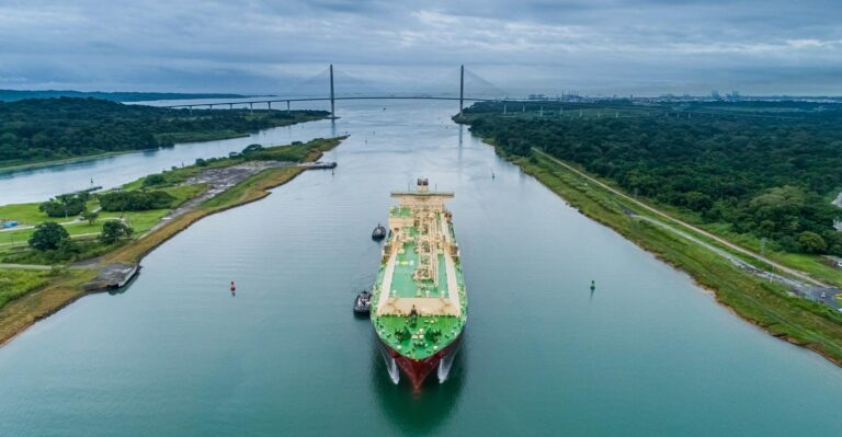 LNG Vessel Completes 10,000th Neopanamax Transit At Panama Canal