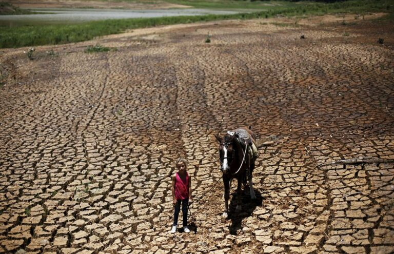 Drought May Force Brazil To Ration Power