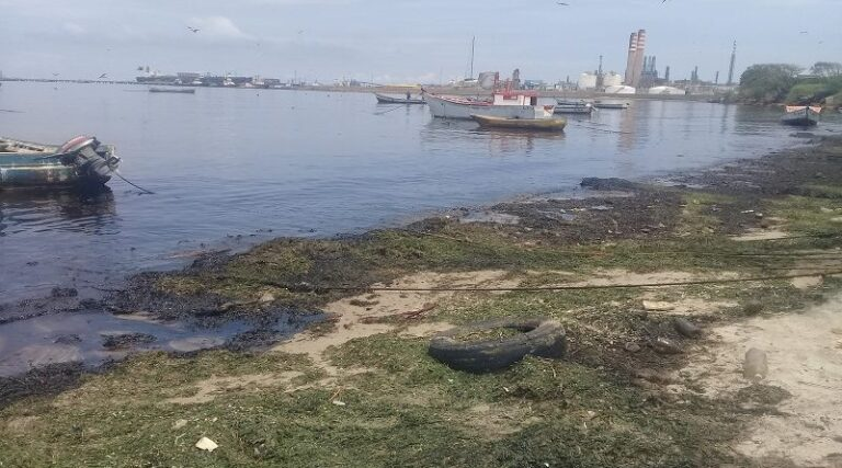 Venezuela's Coastal Villages Suffer As Oil Spills Rise