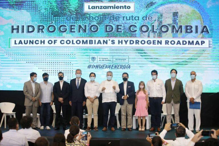 NRGBriefs: Colombia's Hydrogen Roadmap