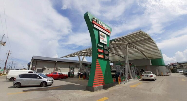 Unipet Seeking To Open Gas station In Guyana