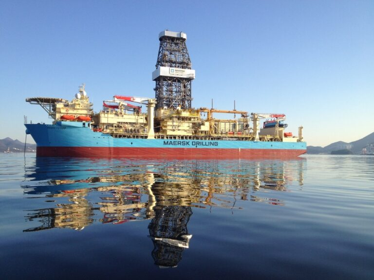 Maersk Gets Contract Extension In Angola